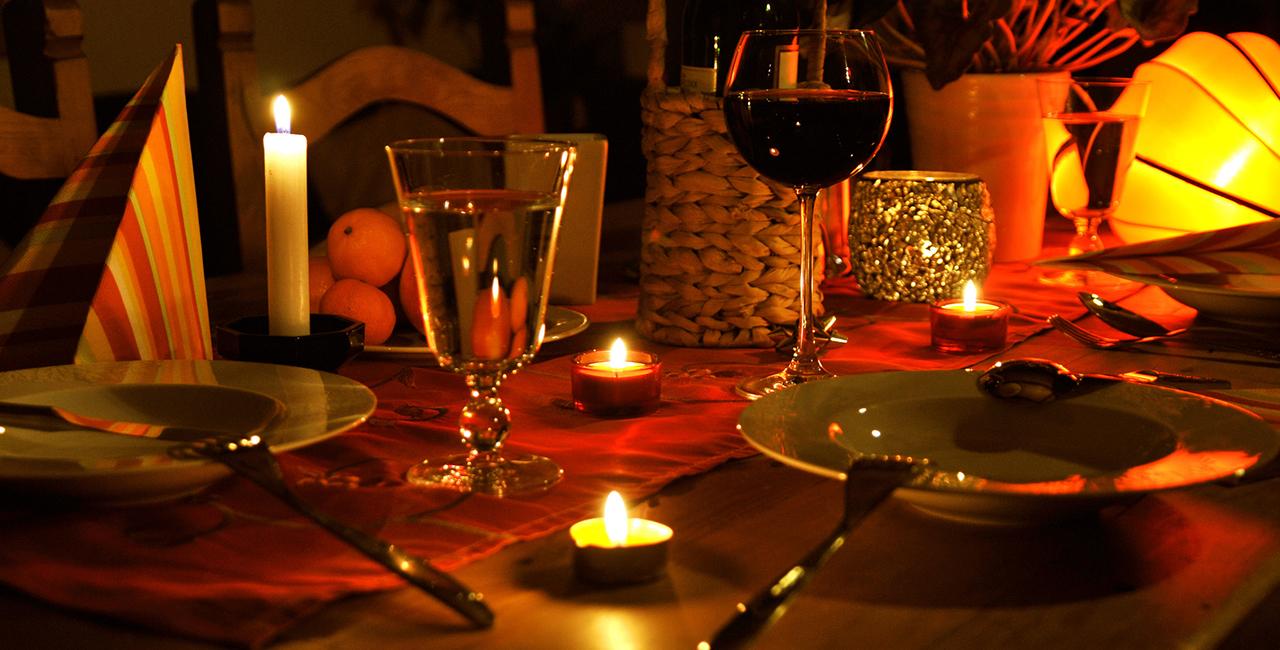 Candle-Light-Dinner für Zwei in Brühl, Raum Köln