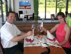 Candle-Flight-Dinner für Zwei ab Uetersen, Raum Hamburg - Erlebnis Geschenke