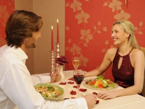 Candle-Light-Dinner für Zwei in Nieheim, Raum Paderborn - Erlebnis Geschenke