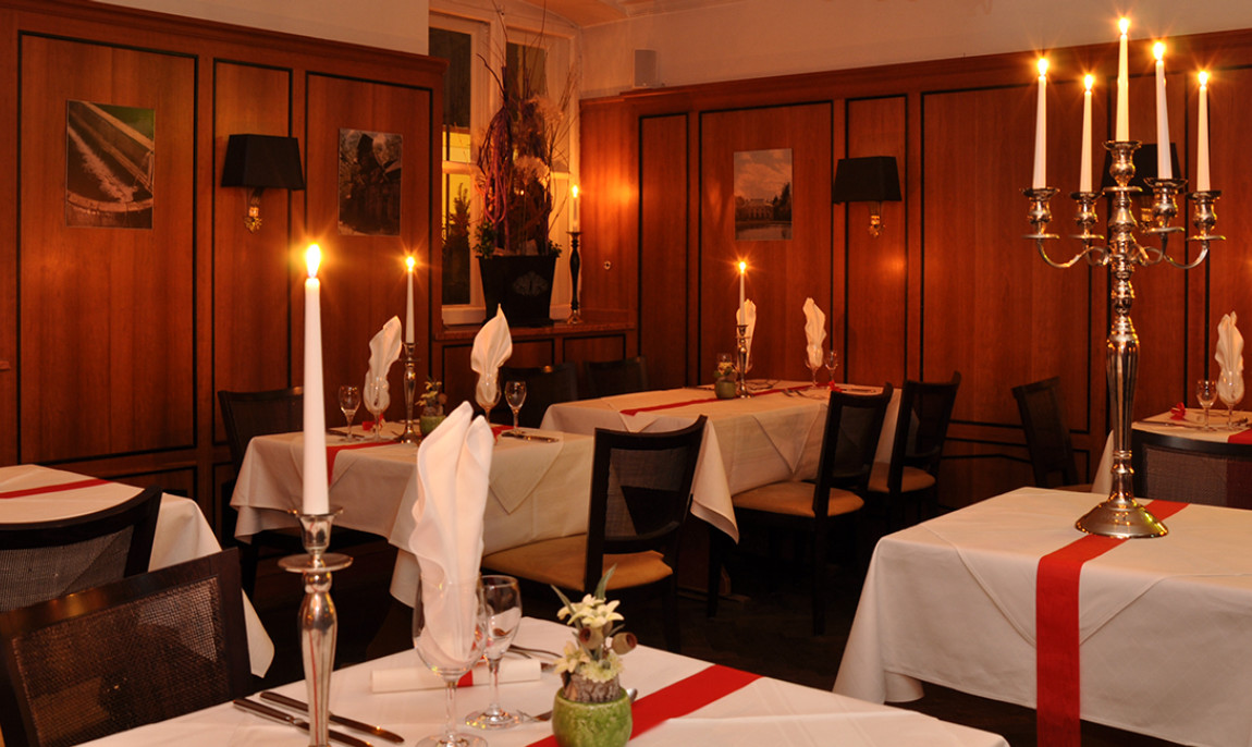 Candle Light Dinner München mit einer ganzen Menge Romantik