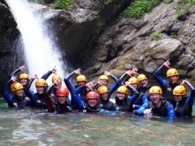 Canyoning Tour Fortgeschrittene Reutte - Erlebnis Geschenke