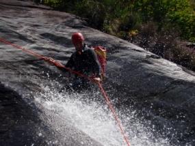 Canyoning Wochenende in Ticino, Schweiz - Erlebnis Geschenke