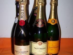 Champagner- Seminar in Frankfurt