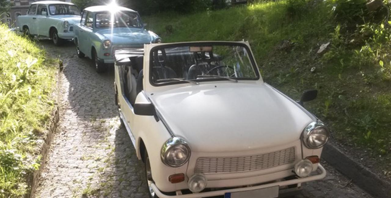 Trabant fahren