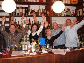 Cocktail-Party in Castrop-Rauxel, Raum Dortmund in NRW