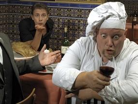 Comedy Dinner Bamberg - Erlebnis Geschenke