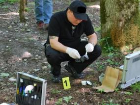 CSI Erlebnis in Frankfurt, Hessen
