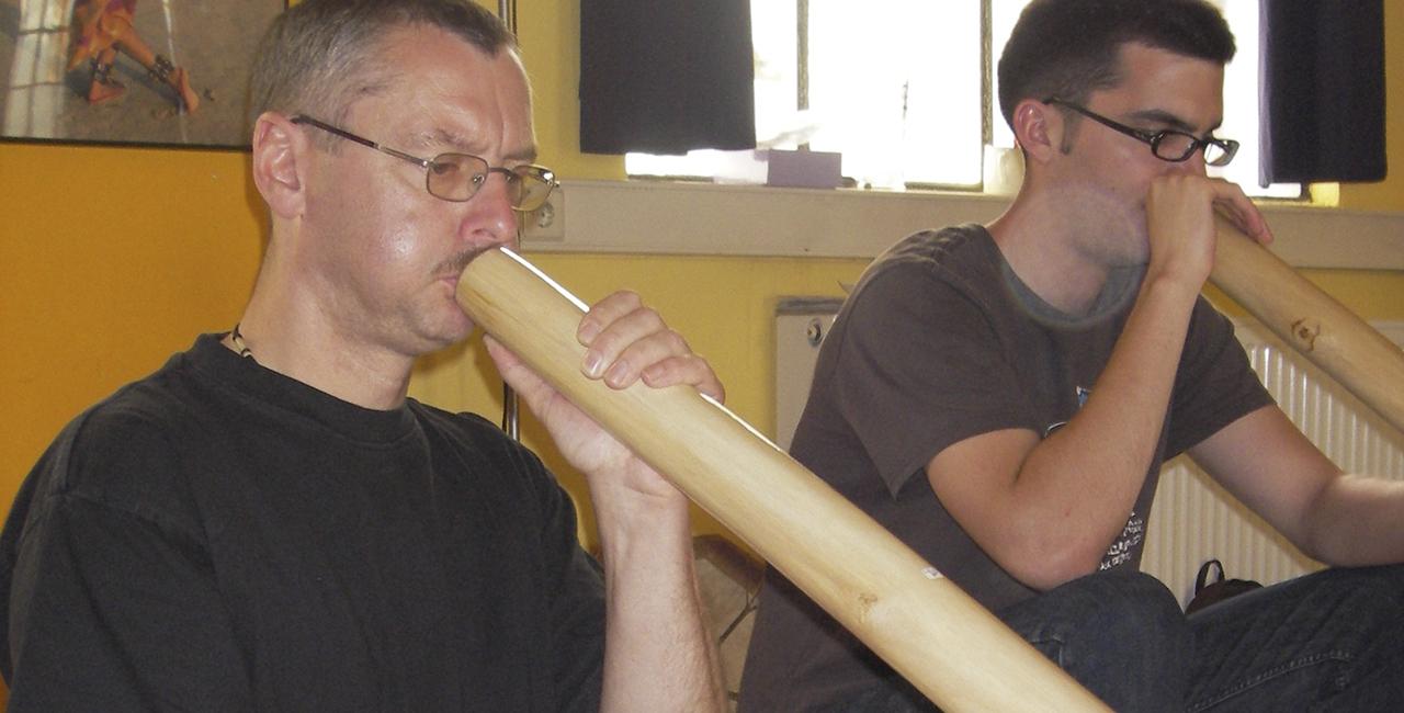 Didgeridoo Wochenend Kurs in Frankfurt am Main, Hessen