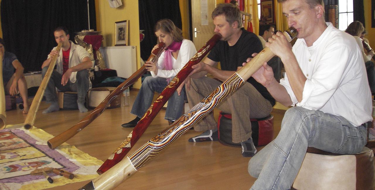 Didgeridoo Wochenend Kurs in Friedrichshafen
