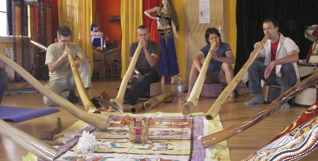 Didgeridoo Wochenend Kurs in Hamburg