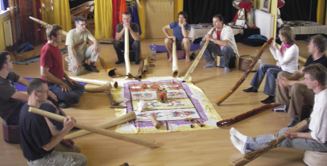 Didgeridoo-Wochenende