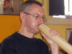 Didgeridoo-Tages-Workshop in Kolbermoor, Raum Salzburg