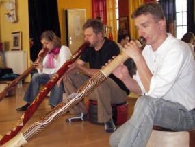 Didgeridoo Wochenend Kurs in Niederwaldkirchen, Raum Linz - Erlebnis Geschenke
