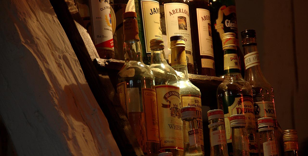 45 Min. Whisky Tasting in Essen