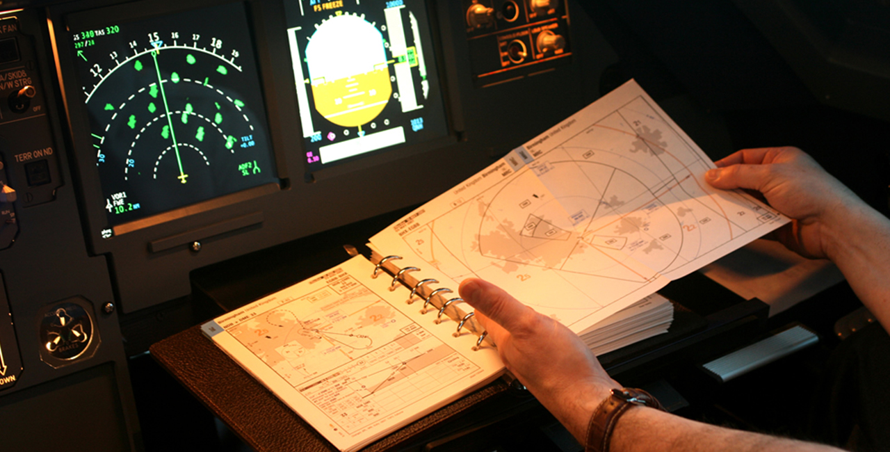 30 Min. Flugsimulator A320 in Dresden