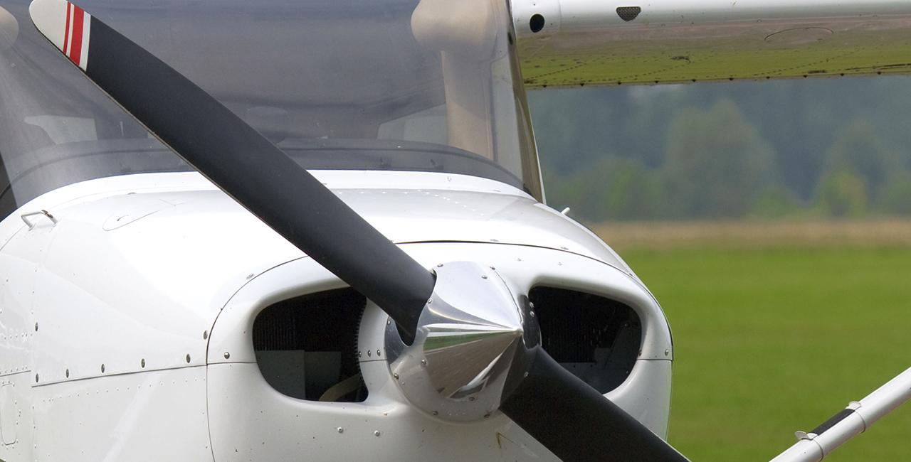 Flugunterricht und Flugschein