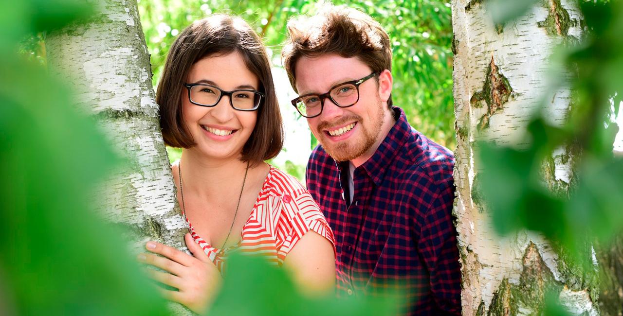 Paar- und Romantik-Fotoshootings