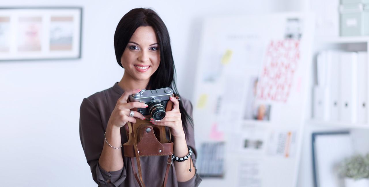 Teenager-Fotoshooting