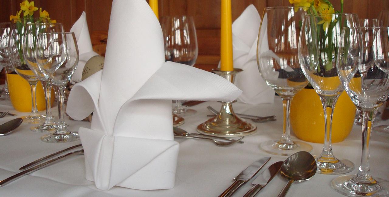 Candle-Light-Dinner mit Übernachtung