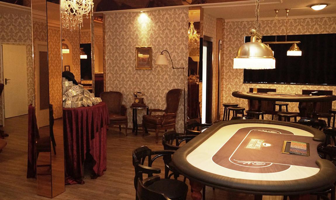Casino Dinner