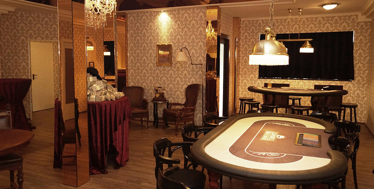 Casino-Dinner