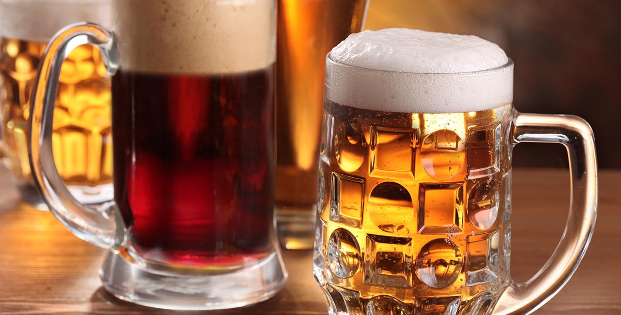 Craft-Beer Tasting in Feldatal