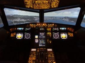 Flugsimulator Airbus A320 in Frankfurt am Main, Hessen - Erlebnis Geschenke