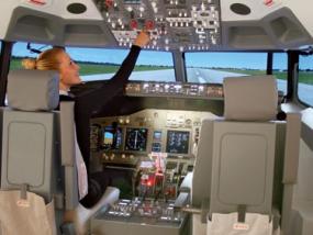 Flugsimulator Airbus A320 in Hannover, Niedersachsen - Erlebnis Geschenke