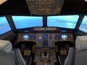 Flugsimulator Airbus A320 in Paderborn, NRW - Erlebnis Geschenke