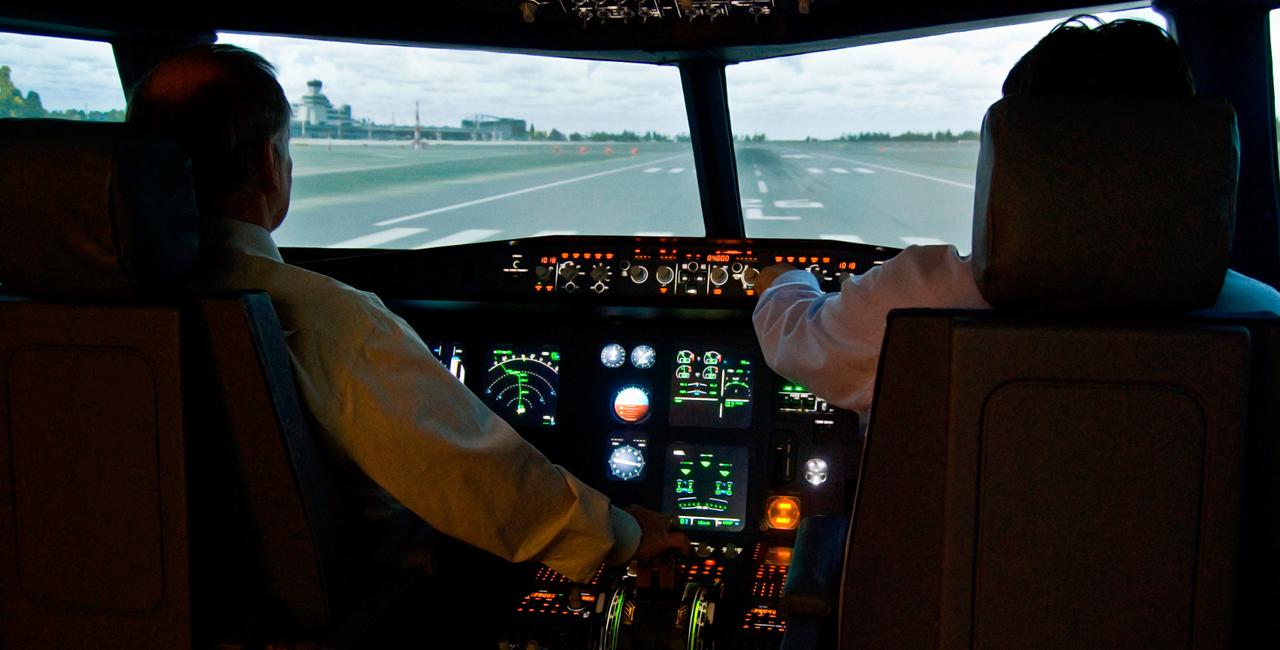 30 Min. Flugsimulator Airbus A320 in Berlin
