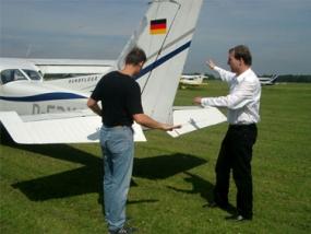 Flugzeug Rundflug in Hamburg für Zwei - Erlebnis Geschenke