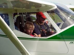 Flugzeug Rundflug über das Allgäu ab Peiting, Raum Kempten - Erlebnis Geschenke