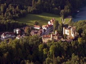 Flugzeug Rundflug über die Königschlösser ab Peiting, Bayern - Erlebnis Geschenke