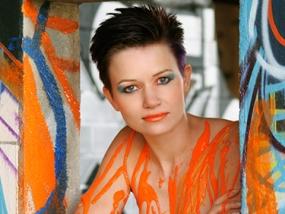 Fotoshooting mit Körperfarbe Halle/Saale - Erlebnis Geschenke