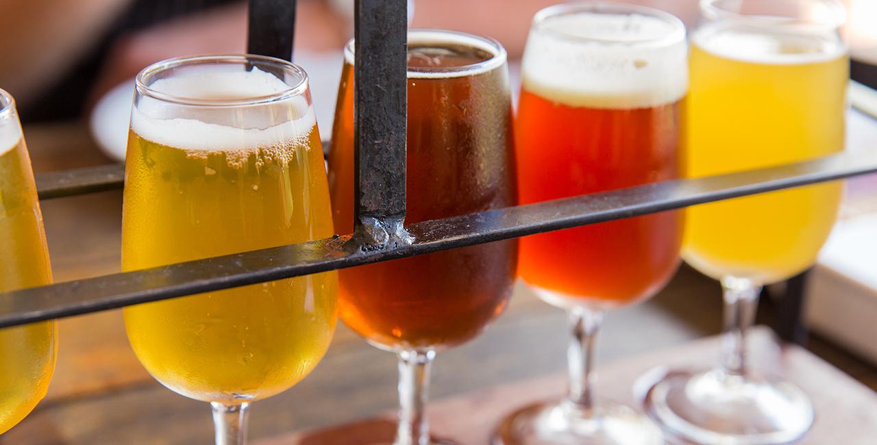 Bier-Tasting in Freiburg
