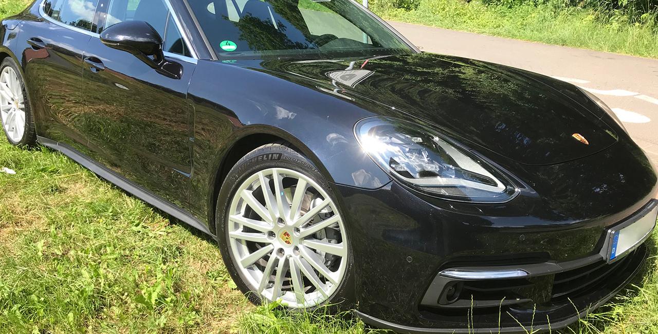 60 Min. Porsche 911 Panamera 4S selber fahren in Füssen