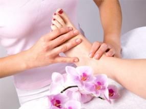 Fußreflexzonen-Massage in Nürnberg, Bayern - Erlebnis Geschenke
