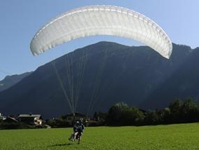 Gleitschirm-Tandemflug in Mayrhofen, Raum Innsbruck