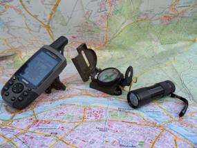 GPS-Schatzsuche in Dresden-Heide, Sachsen