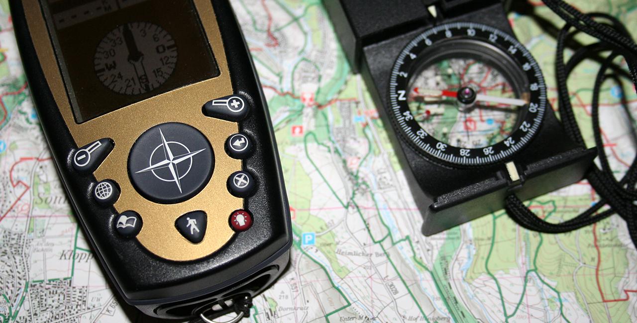 GPS-Schatzsuche in Zons, Raum Dormagen
