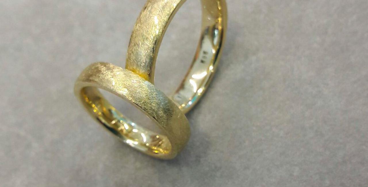 Trauringe `Gold` selber schmieden in Grenzach-Whylen
