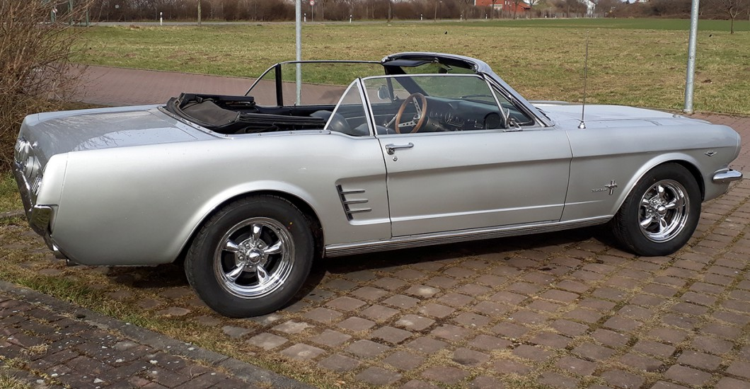1966er ford mustang wochenende mieten in hamburg. Black Bedroom Furniture Sets. Home Design Ideas
