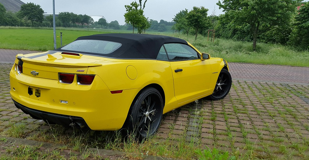 chevrolet camaro bumblebee wochenende mieten in hannover. Black Bedroom Furniture Sets. Home Design Ideas