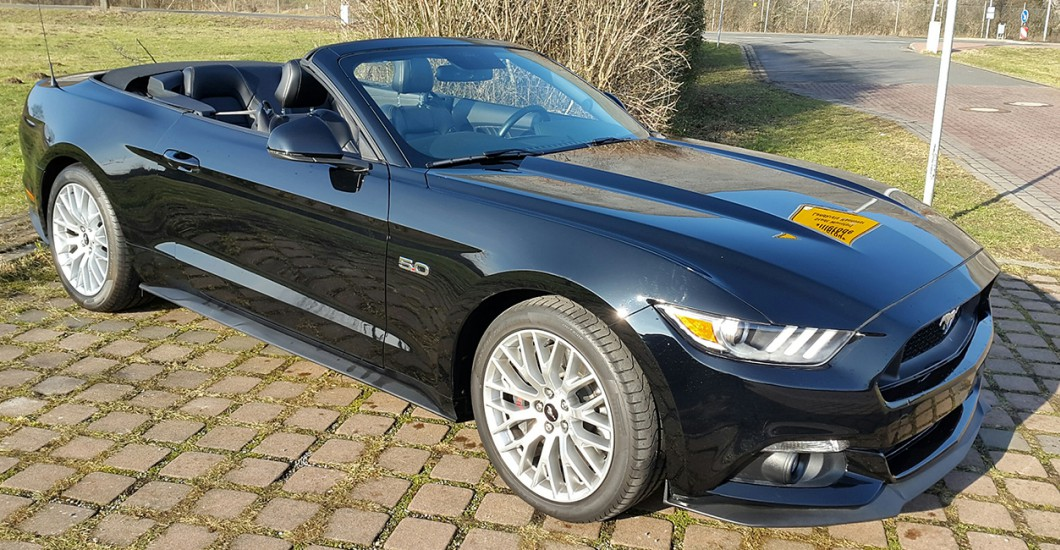 ford mustang gt premium wochenende mieten in hannover. Black Bedroom Furniture Sets. Home Design Ideas