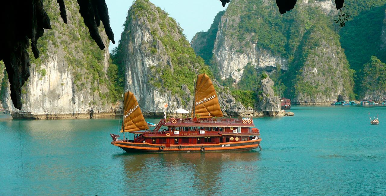 11 Tage Vietnam Drehort-Reise in Hanoi