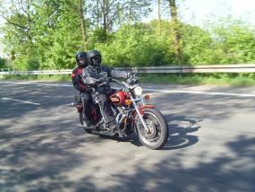 Harley Davidson Tour in Marl, Raum Essen in NRW