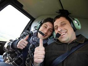 Heli selber fliegen über Frankfurt ab Reichelsheim - Erlebnis Geschenke