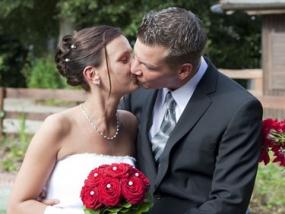 Hochzeits-Fotoshooting in Essen, NRW