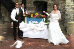 Hochzeits-Fotoshooting in Werl, Raum Dortmund in NRW