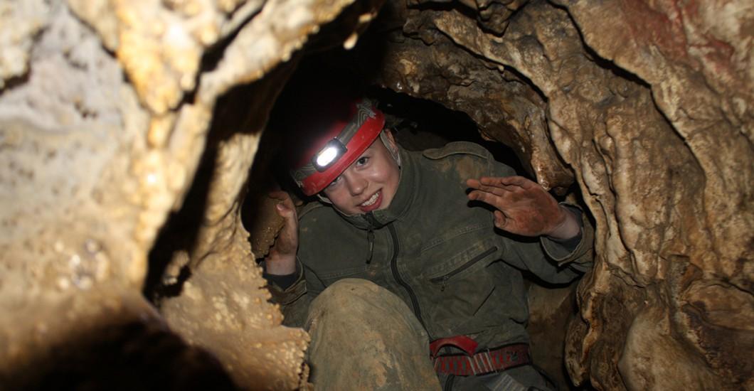 Kletterausrüstung Regensburg : Höhlentour in essing bei regensburg im altmühltal